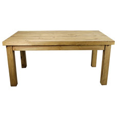 Traditional Dining Tables by Tres Amigos World Imports, Inc.