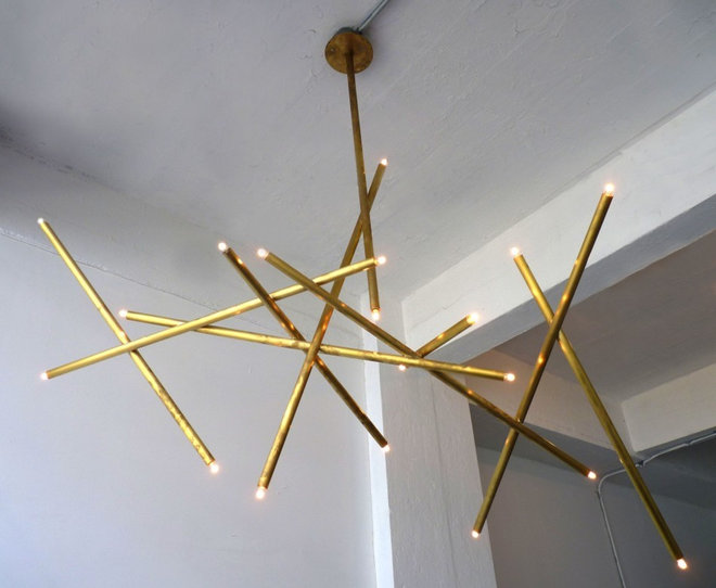 Modern Chandeliers by Billy Cotton