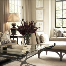 Traditional Living Room by Joel Kelly Design