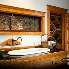 Traditional  by Harmony Timberworks