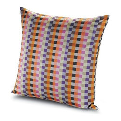 Missoni Home - Missoni Home | Quick Ship: Patos Pillow 24x24 - Design by Rosita Missoni.