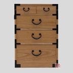 reproductions of Japanese kiri wood tansu. - KO-DANSU