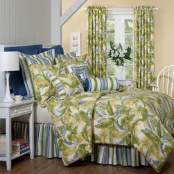 "Thomasville at Home - ""Cayman"" Bedding by Thomasville at Home - Cayman Comforters & Duvet Covers by Thomasville at Home from Kellsson Home Linens"