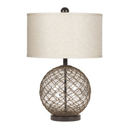 Regina Table Lamp - Living Spaces