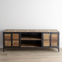 Industrial Entertainment Chest -