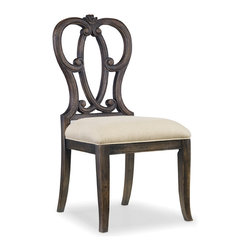 Hooker Furniture - Hooker Furniture DaValle Desk Chair 5165-30310 - Hooker Furniture DaValle Desk Chair 5165-30310