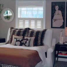 Transitional Futons by CANDICE ADLER DESIGN LLC