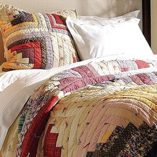 Traditional Quilts by Pottery Barn