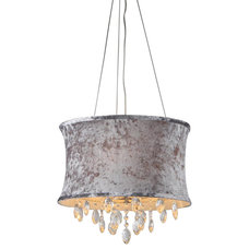 Contemporary Chandeliers by Warehouse of Tiffany, Inc