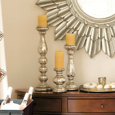 traditional candles and candle holders by Ballard Designs