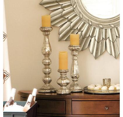 Contemporary Candleholders by Ballard Designs