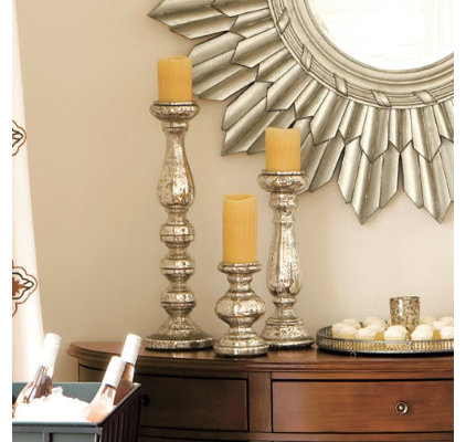 Contemporary Candles And Candle Holders by Ballard Designs