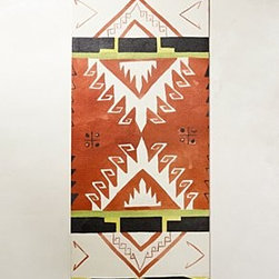 "Anthropologie - Magic Carpet Yoga Mat - By Sophie Leininger PVCWipe with damp cloth70""L, 24""WUSA"