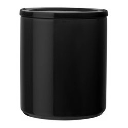 "Purnukka Jar 5"" Black"