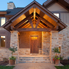 Rustic Entry by Mingle