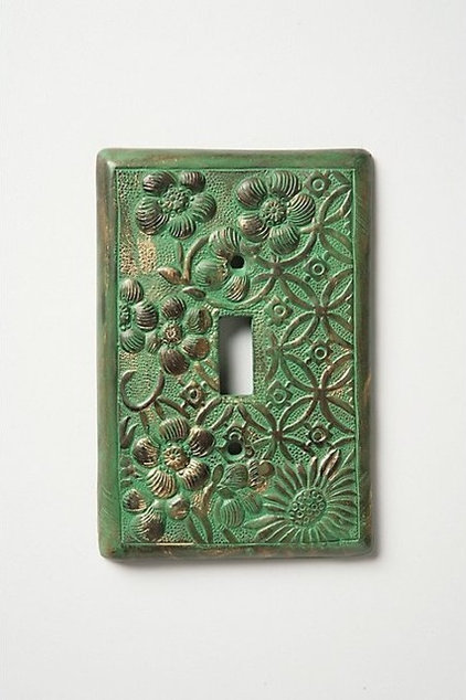Eclectic Switch Plates And Outlet Covers by Anthropologie