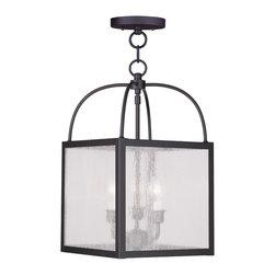 Livex Lighting - Livex Lighting 4055-07 Ceiling Light/Semi-Flush Mount Light - Livex Lighting 4055-07 Ceiling Light/Semi-Flush Mount Light