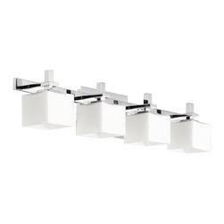 Quorum Lighting Chrome Bathroom Light -