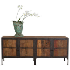 Industrial Buffets And Sideboards by C.G. Sparks