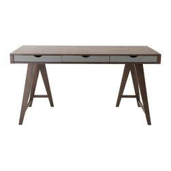 Euro Style - Euro Style Daniel Desk X-LAW53043 - Euro Style Daniel Desk X-LAW53043