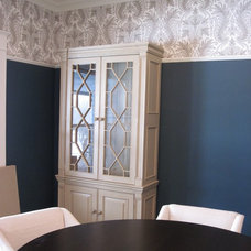 Traditional Dining Room by State Street Studios