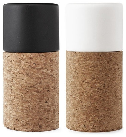 Modern Salt And Pepper Shakers And Mills by Design Public