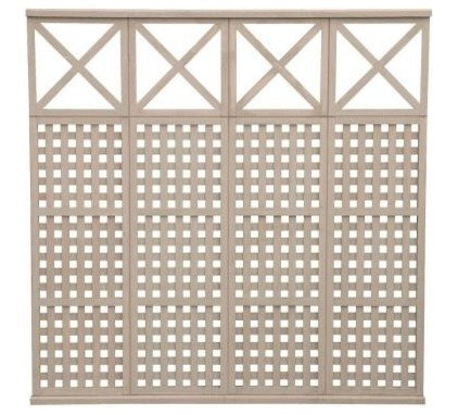Contemporary Home Fencing And Gates by Home Depot