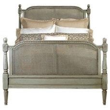 Traditional Beds by Charlotte and Ivy