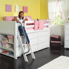 Contemporary Kids Beds by Maxwood Furniture