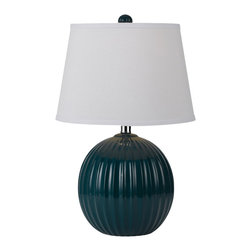 AF Lighting - Af Lighting 8568-TL Angelo:Home Bleeker Park Table Lamp - AF Lighting 8568-TL angelo:HOME  Bleeker Park Table Lamp