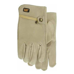 Cat Gloves & Rainwear Co - Glove Driver Grain Leather - Premium quality grain leather