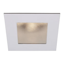 "WAC Lighting - 4"" LEDme Square Shower Trim - 4"" LEDme Square Shower Trim"