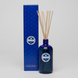 Volcano Diffuser - If your office building doesn't allow candles, try a diffuser instead. I love the Capri Blue line, and this Volcano scent is a lovely mix of tropical fruits and sugared citrus.