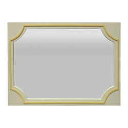 Newport Cottages - Beverly Mirror - Timeless. Sophisticated. Tasteful. Old Hollywood glamour comes to life in this mirror that will open up any room in style. Best of all, it can be hung vertically or horizontally to suit your needs.