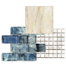 modern bathroom tile Tile and Countertop