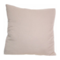 American Mills - Solitaire 24-Inch Floor Pillow - -Update your home decor with this decoratively functional floor pillow.  Comfortable pillow is ideal for floor, sofa or bed.  Spot Clean Only.  Made in USA. American Mills - 36737.105