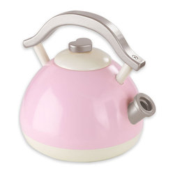 Ivone Prairie Kettle by Kidkraft - Warm drinks coming right up! Our Prairie Kettle is perfect for hosting important tea parties and makes a fun gift for any occasion.