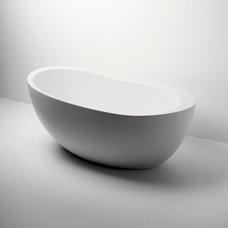Modern Bathtubs by Waterworks