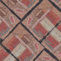 Stitch House Floor Mat, Large