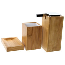 Contemporary Bathroom Accessory Sets by TheBathOutlet