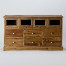 Traditional Storage Units And Cabinets by Terrain