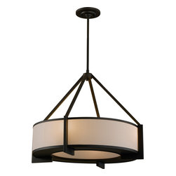 Murray Feiss - Murray Feiss P1152ORB Oil Rubbed Bronze Stelle 4 Light Chandelier - Lamping Technology: Bulb Base - Medium (E26): The E26 (Edison 26mm), Medium Edison Screw, is the standard bulb used in 120-Volt applications in North America. E26 is the most common bulb type and is generally interchangeable with E27 bulbs. Compatible Bulb Types: Nearly all bulb types can be found for the E26 Medium Base, options include Incandescent, Fluorescent, LED, Halogen, and Xenon / Krypton.