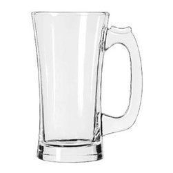 Libbey Glass - 12 OZ CRYSTAL MUG (24) - CAT: Smallwares & Equipment Glassware Beer Glass