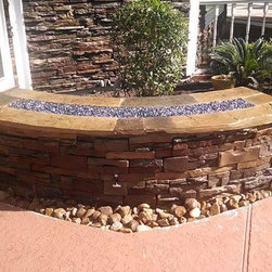 Customer Photos - Hey guys it turned out spectacular! Thanks so much! Kristi and Howard T. - Houston, TX