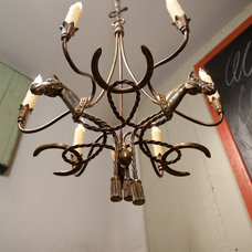 Eclectic Ceiling Lighting by Design & Inspiration