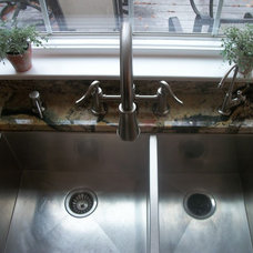 Traditional Kitchen Sinks by Cabinet-S-Top