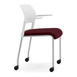Steelcase Move Multiuse Chair, Platinum Frame