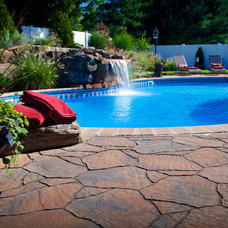 Traditional Hot Tub And Pool Supplies by Blue Max Materials
