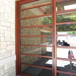 Contemporary Front Doors -