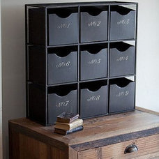 eclectic storage boxes by Not on the High Street